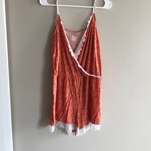 Super soft romper.